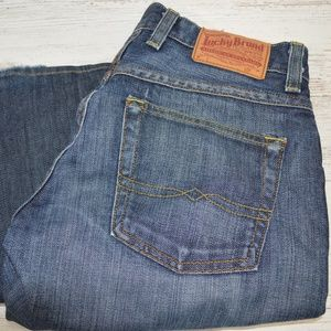 Lucky Brand  Button Fly Jeans  Size 2  Bootcut